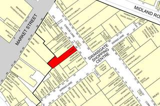Goad Map for Swansgate Centre
