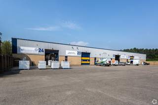 Primary photo of Units 21-24, Northfield Way, Aycliffe Business Park, Newton Aycliffe
