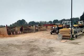 Primary Photo of Open Storage Land At