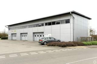 Primary Photo of Silverstone Technology Park, Unit 4-6
