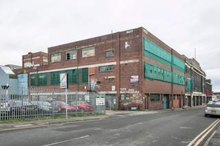 Primary Photo of Former Typhoo Factory