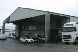 Primary Photo of Industrial Warehouse