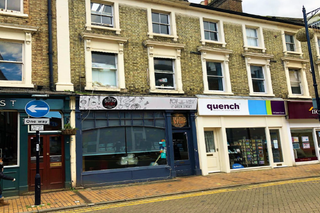 1 - 17 Queen St, Maidenhead - Shop for sale - 1,786 sq ft