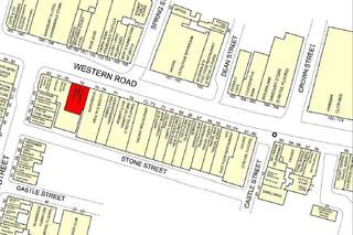 Goad Map for 79-80 Western Rd