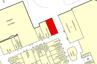 Goad Map for Milsom Place