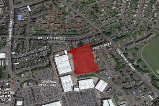 FIRS - Firs St, Falkirk - Commercial land plot for sale - 3 acres