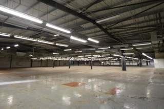 Interior Photo - Harcourt, Telford - Industrial unit for rent - 227,336 sq ft