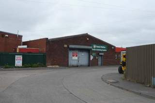 Primary photo of Warehouse- Former Travis Perkins