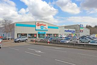 Primary Photo of Rom Valley Retail Park