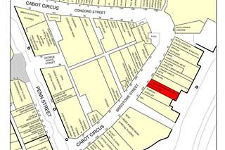 Goad Map for Cabot Circus
