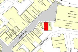 Goad Map for The Parade Shopping Centre