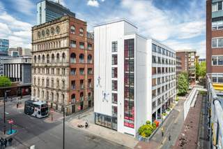 Primary Photo of Arthur House, Manchester