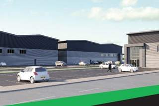 Primary Photo - Unit 3-4, Moss Way, Ergo Park/Total Park, Sheffield - Industrial unit for rent - 4,750 to 134,750 sq ft