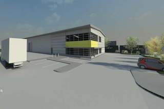 Primary Photo of Bespoke Industrial/Distribution Development