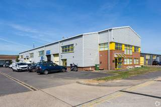 Primary photo of Units 1 - 7, Harvington Business Park, Eastbourne