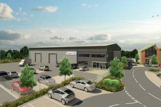 Primary Photo - Unit 1, First Ave, Kestrel Court, Doncaster - Industrial unit for rent - 13,654 sq ft