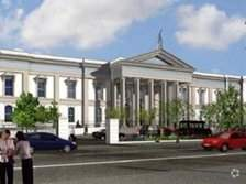 Primary Photo of Crumlin Road Courthouse