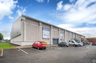 Primary Photo of Lesley Retail Park, Units 1-3