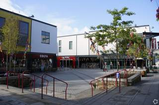 Primary Photo of White River Place Shopping Centre, St Austell