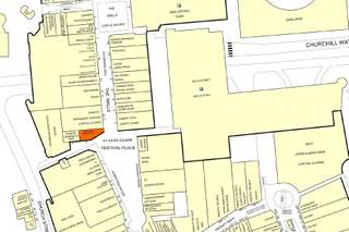 Goad Map for The Malls Shopping Centre