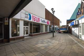 Primary Photo of Weaver Square Shopping Centre