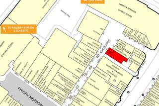Goad Map for Queens Rd