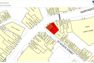 Goad Map for 60-62 Northgate St