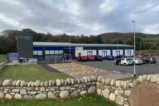 Primary Photo of New Commercial Development, Inverness
