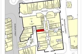 Goad Map for Piazza Shopping Centre