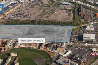 Primary Photo of Hampton Ave