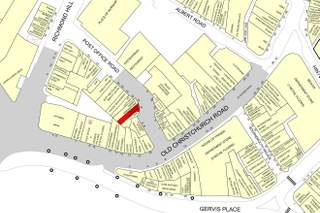 Goad Map for 8 Post Office Rd