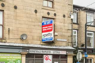 Primary - 59-61 Deardengate, Rossendale - Shop for rent - 521 sq ft
