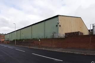 Primary Photo of Former Leggetts Freightways, Warehouse 2