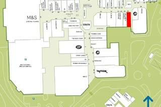 Goad Map for Hempstead Valley Shopping Centre