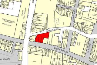 Goad Map for Queensway House