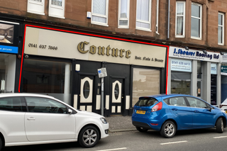 313 -315 Clarkston Rd - 313-315 Clarkston Rd, Glasgow - Shop for rent - 695 sq ft