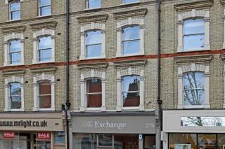 Primary Photo of 279 Fulham Rd