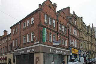 Primary Photo - 1-5 Bigg Market, Newcastle Upon Tyne - Shop for rent - 1,499 sq ft