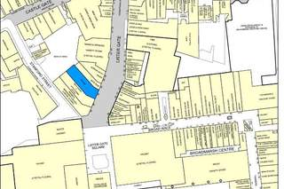 Goad Map for 34 Lister Gate