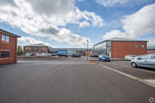 Primary photo of Units 1 - 10, Stores Rd, Jubliee Business Park, Derby