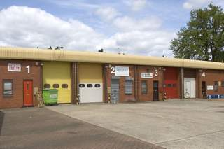 Primary Photo of Units 1-4, Watchmoor Rd
