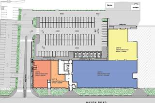 Site Plan for The Courtaulds Building