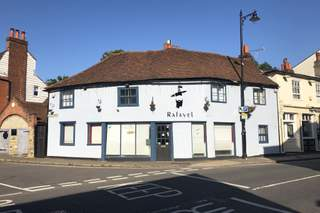 Exterior 1 - 17 High St, Ewell - Hospitality building for sale - 1,410 sq ft