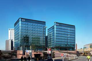 Primary Photo - 100 Embankment, Manchester - Office for rent - 10,366 to 167,405 sq ft