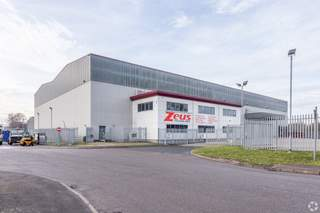 Primary Photo of Earlstrees Industrial Estate
