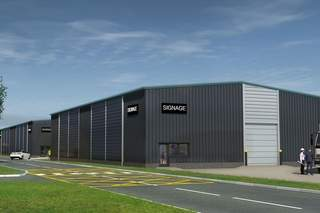 Primary Photo - Unit 7A, Stubby Ln, Uttoxeter - Industrial unit for rent - 7,000 sq ft