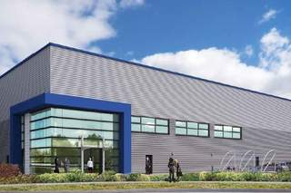 Building Photo - Design & Build Plot, Walsall - Light industrial unit for sale - 120,000 sq ft