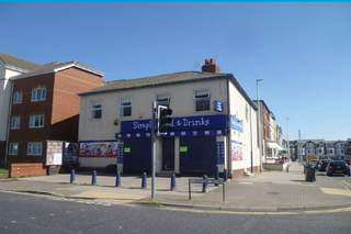 Primary Photo of 37-39 Hornby Rd, Blackpool