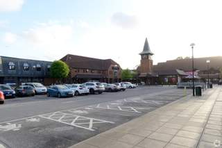 Primary Photo of Locks Heath Shopping Centre