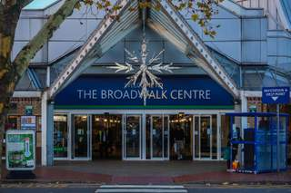 Primary Photo of Broadwalk Shopping Centre